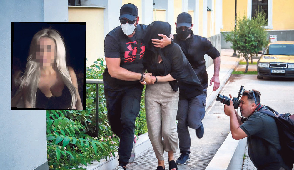 Επίθεση με βιτριόλι: Η 35χρονη αρνείται να φάει, μάτωσε τους καρπούς της από τις χειροπέδες, λέει ο δικηγόρος της