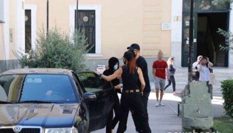 Επίθεση με βιτριόλι: Έφτασε στον ανακριτή η 35χρονη | AgrinioSite