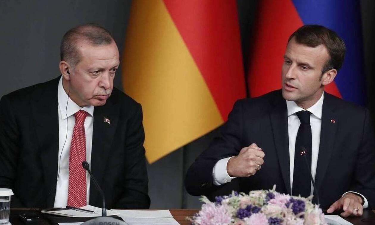Τύμπανα πολέμου: Ένα βήμα πριν ανοίξουν πυρ Γαλλία - Τουρκία ...