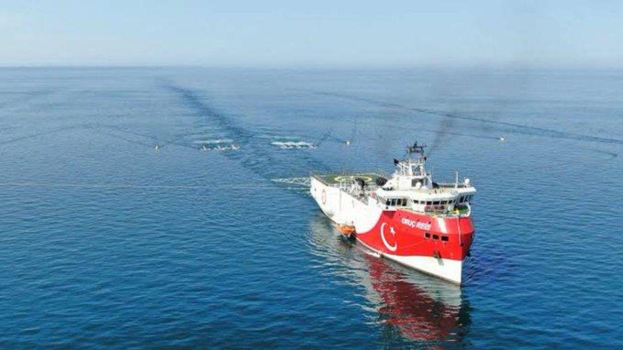 Oruc Reis: Πού είναι ΤΩΡΑ Ο Ελληνικός στόλος ασπίδα στο Καστελόριζο