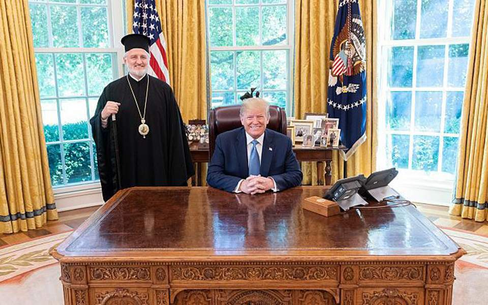 Δυσαρέσκεια Τραμπ για τη μετατροπή της Αγίας Σοφίας σε τζαμί ...
