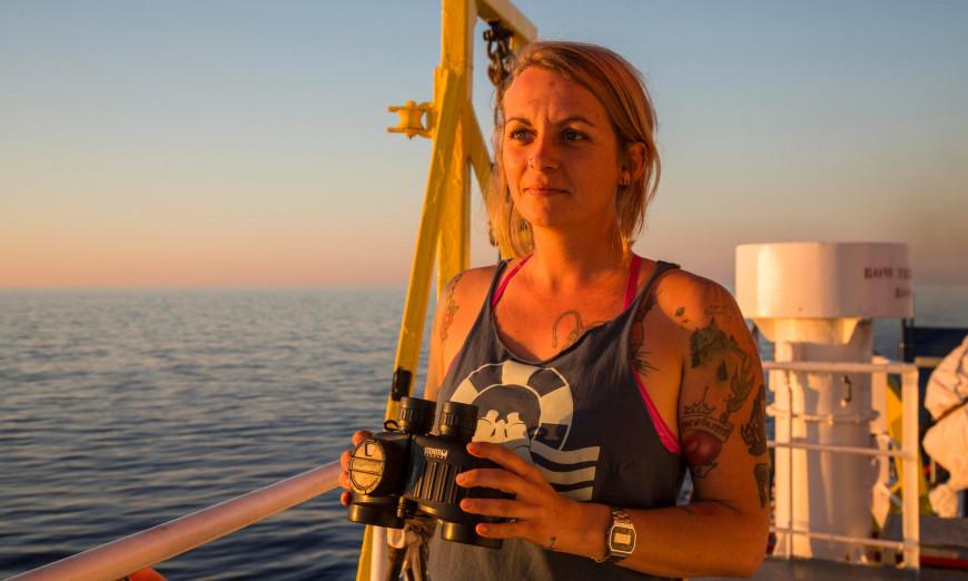 Ο Banksy έστειλε σκάφος για διάσωση μεταναστών στη Μεσόγειο | LiFO