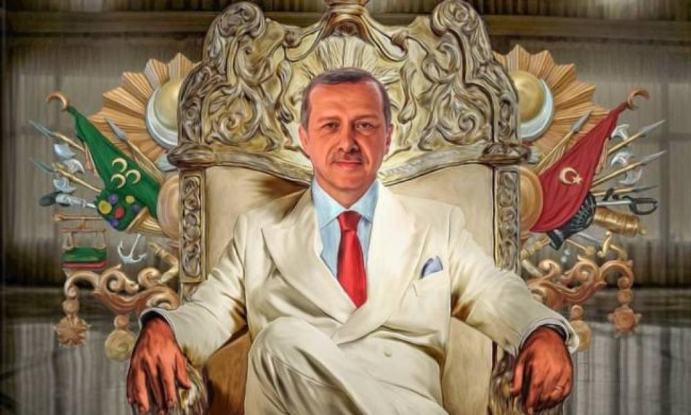 Time: Πρότυπο του Ερντογάν ο σουλτάνος Σελίμ Α΄ | Pentapostagma
