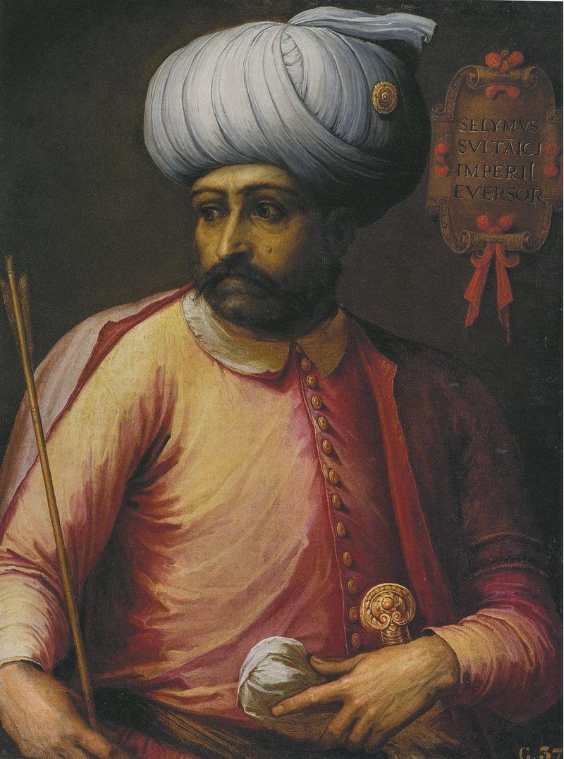 Ο σουλτάνος Σελίμ Α΄, που έχει ως πρότυπό του ο Ρετζέπ Ταγίπ Ερντογάν