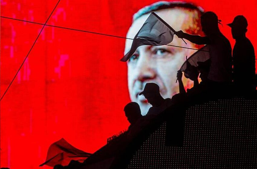 TIME: Ο σουλτάνος που έχει πρότυπο ο Ερντογάν | Libre