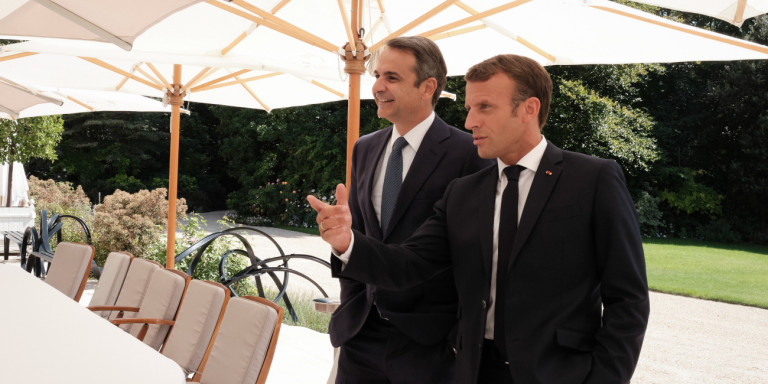 Στην Κορσική ο Μητσοτάκης για τη MED7 - Συνάντηση με Μακρόν για Τουρκία και εξοπλιστικά - e-thessalia.gr