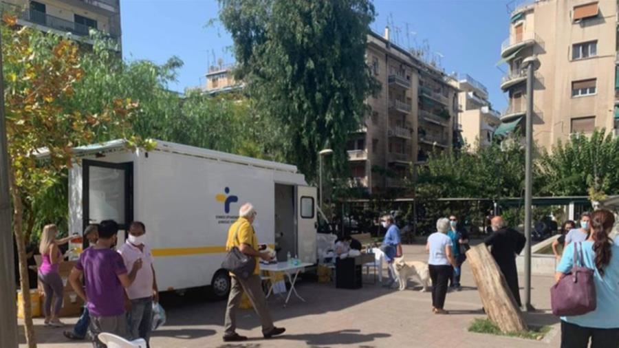 Έρευνα στα λύματα της Αττικής «δείχνει» 40.000 ενεργά κρούσματα - Aftodioikisi.gr