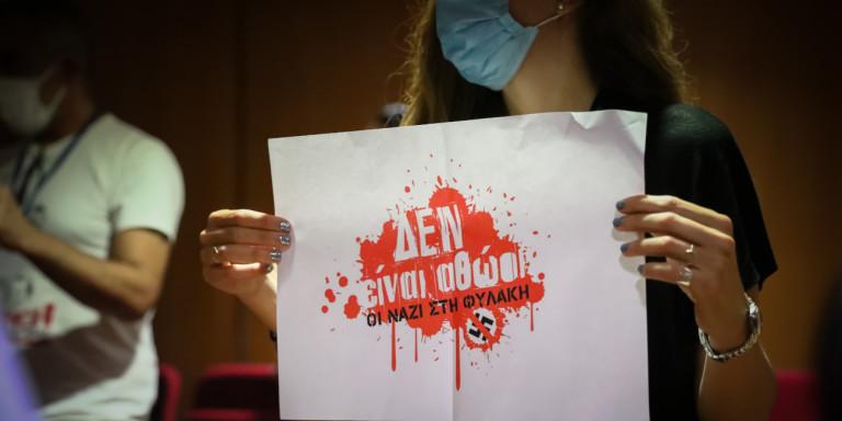 Δίκη Χρυσής Αυγής: Την Τετάρτη η ώρα της δικαιοσύνης -Πώς θα ανακοινωθεί η απόφαση - Volosday.gr - Το ενημερωτικό site της Μαγνησίας