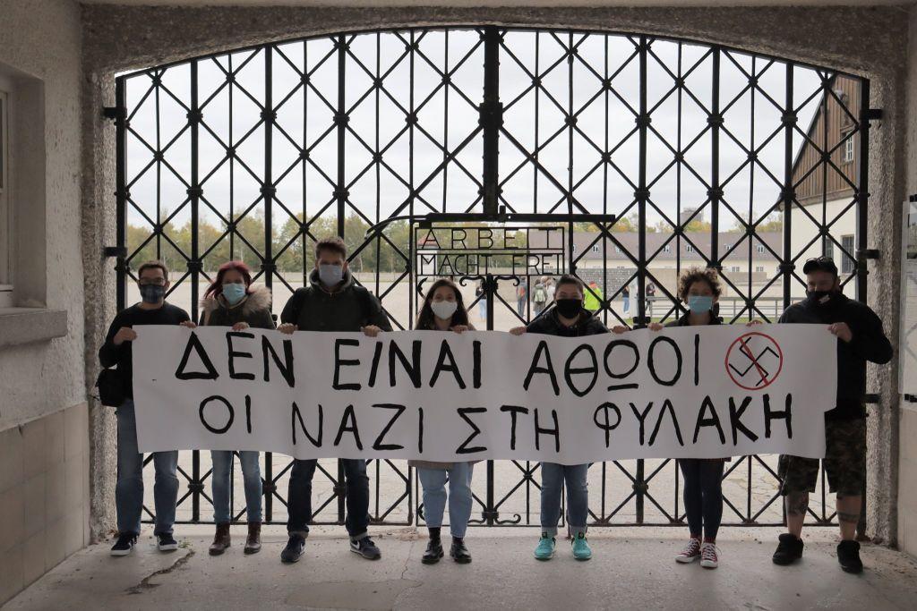Δεν είναι αθώοι» : Το σύνθημα που ακούστηκε σε κάθε γωνιά της Ευρώπης   in.gr