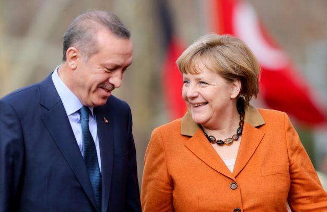 Μέρκελ: Τερματίστε την επιχείρηση στη Συρία – Ερντογάν: «Στηρίζεις τους τρομοκράτες» - Ειδήσεις - νέα - Το Βήμα Online