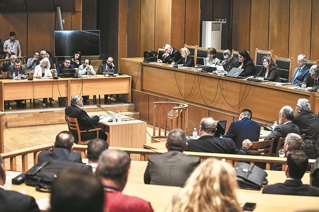 Δίκη Χρυσής Αυγής : Εμμένει η εισαγγελέας στην πρότασή της για τα ελαφρυντικά - Ειδήσεις - νέα - Το Βήμα Online