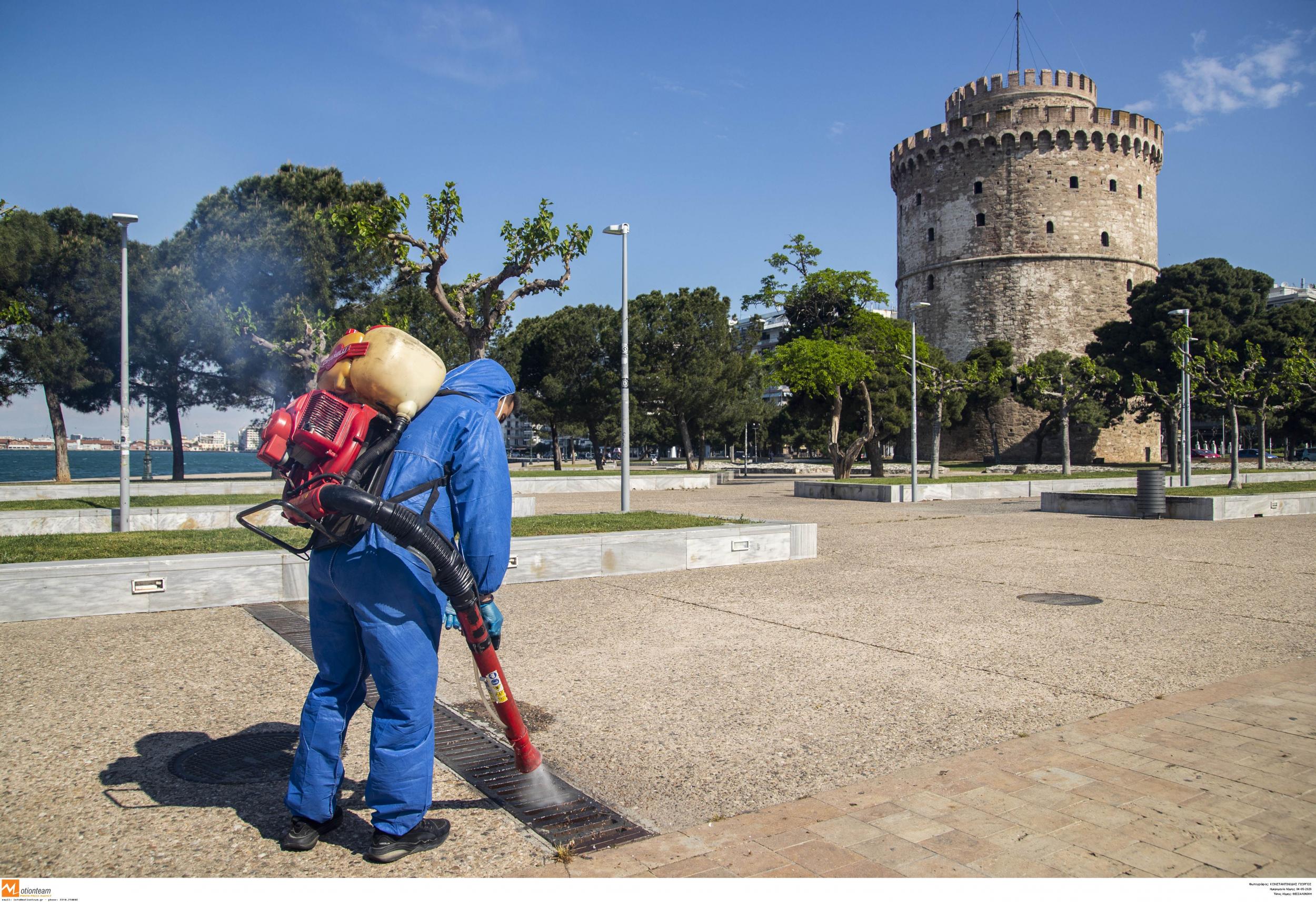 Θεσσαλονίκη: Σε επίπεδα Απριλίου ο κορωνοϊός στα λύματα - Καθηγητής του ΑΠΘ εξηγεί την αύξηση | LiFO