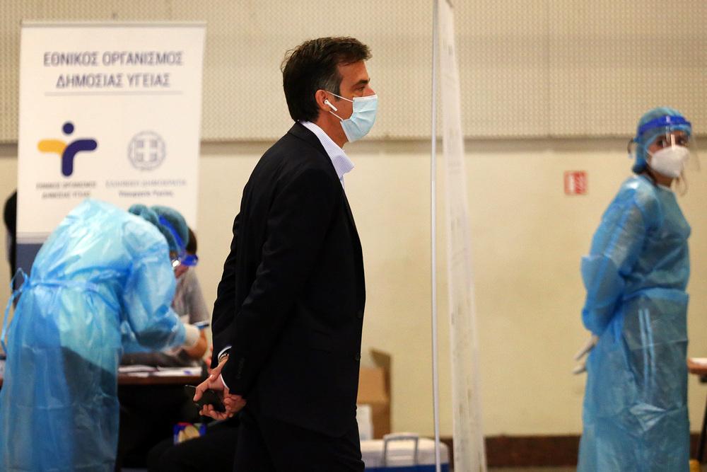 Στη Θεσσαλονίκη μεταβαίνει εκτάκτως ο πρόεδρος του ΕΟΔΥ   ΑΘΗΝΑ 9,84