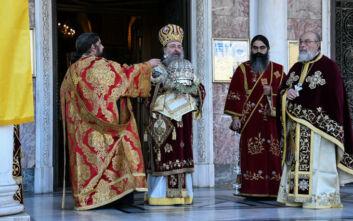 Χωρίς πιστούς ο εορτασμός του Αγίου Ανδρέα στην Πάτρα – Δείτε φωτογραφίες – Newsbeast
