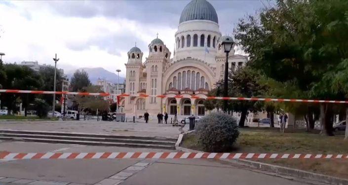 Αυξημένα τα μέτρα της αστυνομίας στην Πάτρα για τον εορτασμό του Άγιου Ανδρέα - Sputnik Ελλάδα
