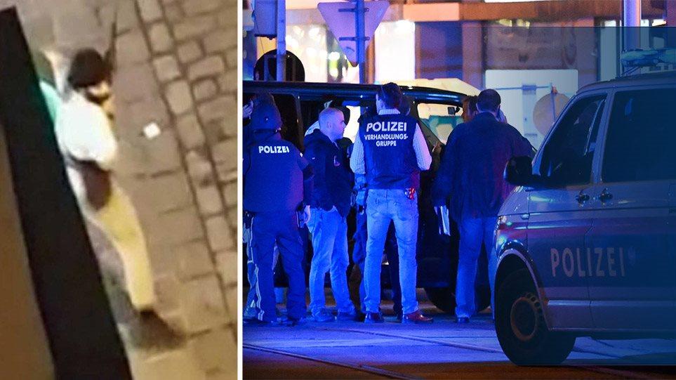 Επίθεση στη Βιέννη: Ζωσμένος με εκρηκτικά χτύπησε ο δράστης στη συναγωγή - LarissaPress