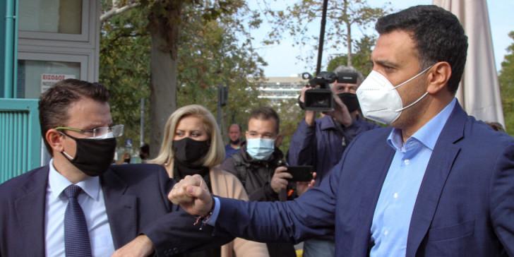 Κικίλιας από Θεσσαλονίκη: Η πανδημία του κορωνοϊού εξελίσσεται ταχύτατα στην πόλη -Θα εισηγηθώ νέα μέτρα | ΠΟΛΙΤΙΚΗ | iefimerida.gr