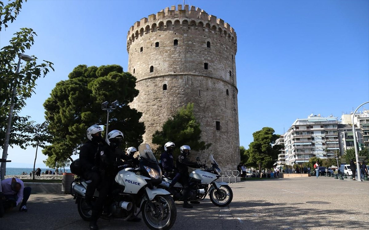 Τοπικό lockdown σε Θεσσαλονίκη και Σέρρες