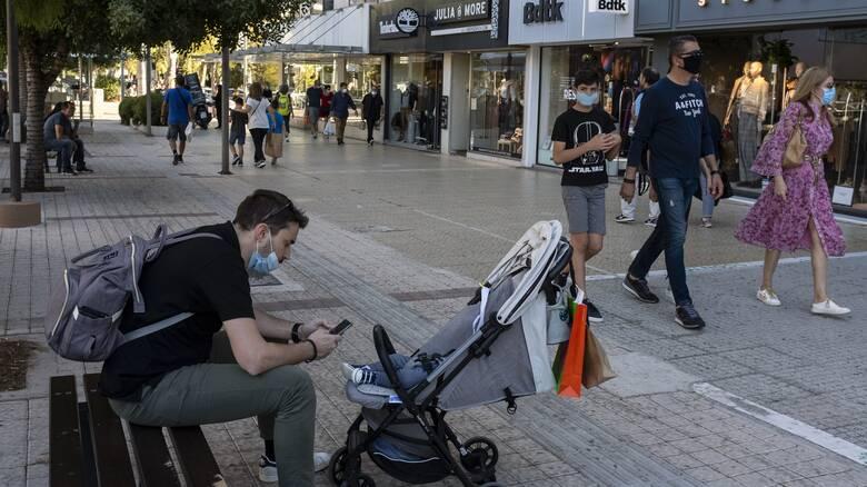 Κορωνοϊός: Το ορόσημο για νέα μέτρα και το «όχι» της κυβέρνησης σε νέο lockdown - CNN.gr