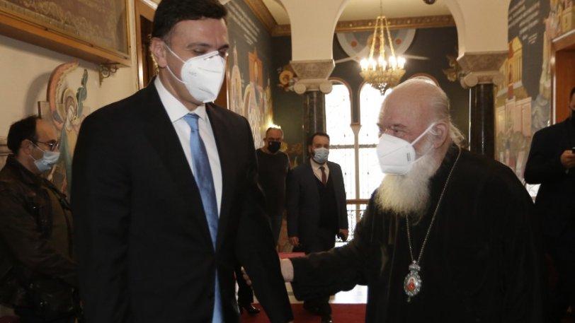Αρχιεπίσκοπος Ιερώνυμος: «Αν δεν είχα νοσήσει θα εμβολιαζόμουν πρώτος» | Plus: Πολιτική | gazzetta.gr