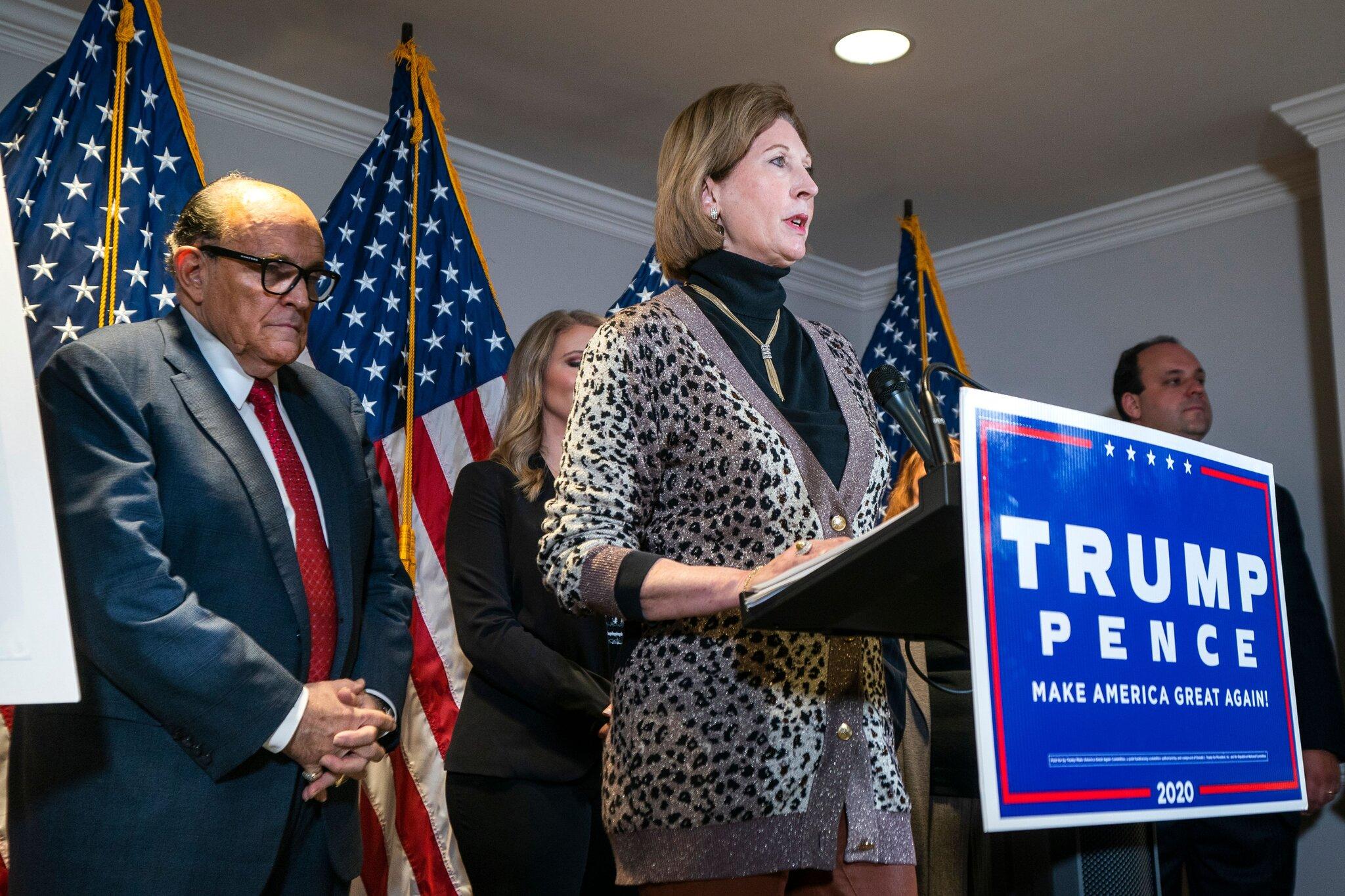 Ύστατη προσπάθεια από τον Τραμπ: Θέλει να διορίσει Ειδικό Εισαγγελέα για να ανατρέψει το αποτέλεσμα των προεδρικών εκλογών
