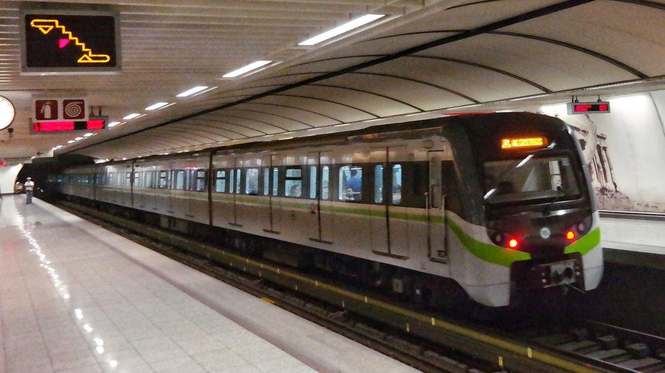 μετρό κλείσιμο σταθμών