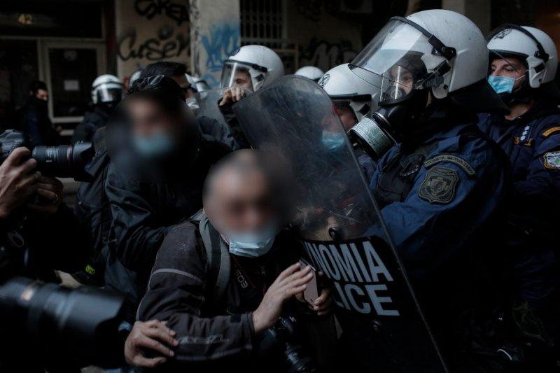 Επέτειος Γρηγορόπουλου: 374 προσαγωγές στην Αθήνα - 135 οι συλλήψεις της ΕΛΑΣ