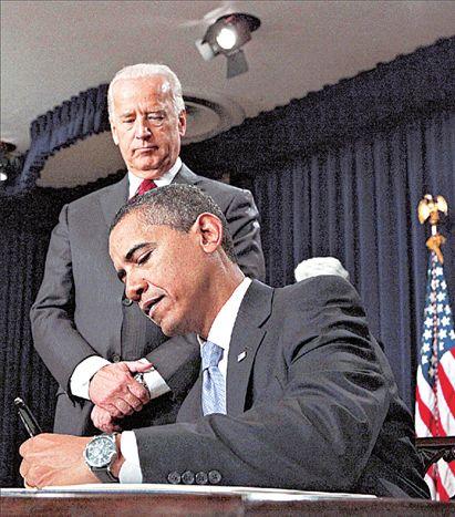 Οι πρώτες εντολές του προέδρου Ομπάμα - Ειδήσεις - νέα - Το Βήμα Online