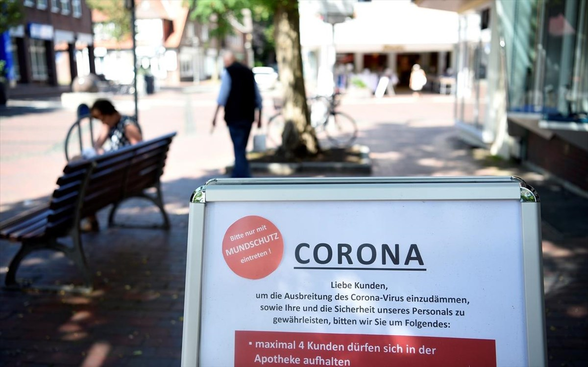 Covid-19: Οι δέκα χώρες που κινδυνεύουν να βρεθούν αντιμέτωπες με το δεύτερο κύμα