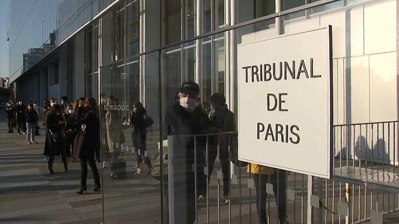 Charlie Hebdo: Ξεκίνησε η δίκη των 14 συνεργών της αιματηρής επίθεσης - Κόσμος | News 24/7