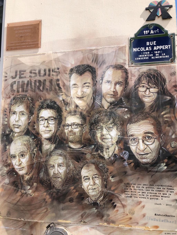 Ξεκίνησε η δίκη για το Charlie Hebdo | Πολιτική | DW | 02.09.2020