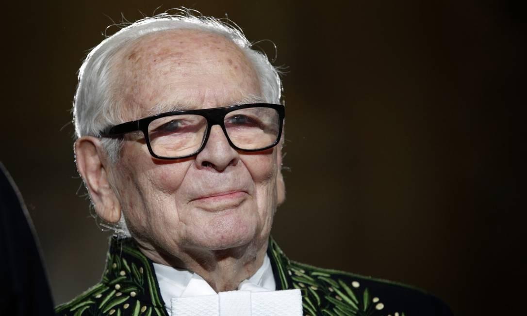 Πέθανε στα 98 του ο μεγάλος σχεδιαστής Pierre Cardin - zarpanews.gr