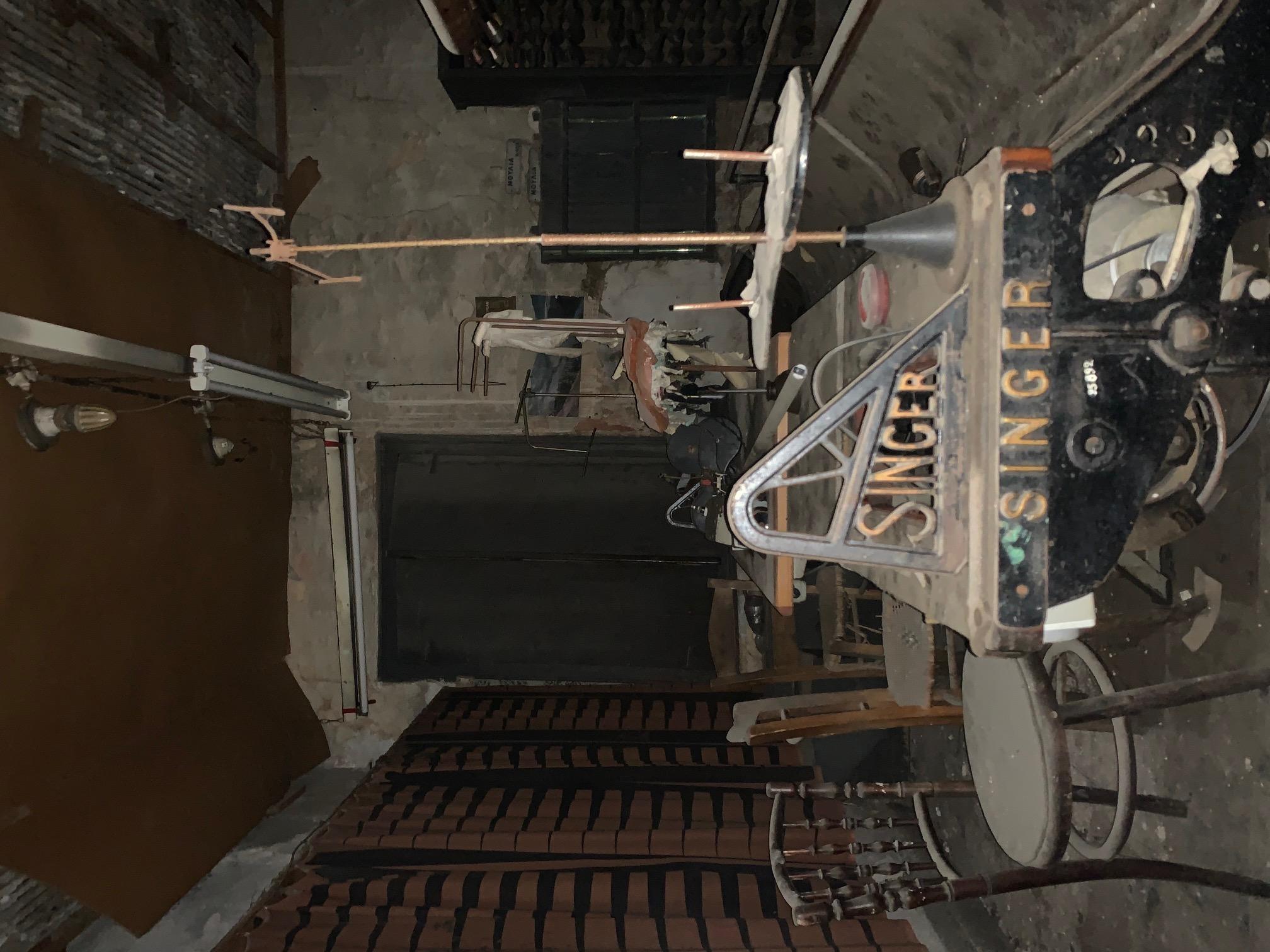 Μενδώνη: Να αναβιώσει η τέχνη του σταμπωτού μαντηλιού -Το τελευταίο Καλεμκερείον στο Μεταξουργείο με τα καλούπια φλαμουριάς [εικόνες] | ΠΟΛΙΤΙΣΜΟΣ | iefimerida.gr