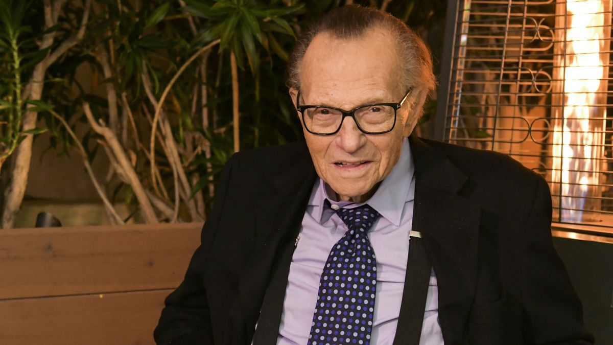 Larry King's son and daughter die within weeks of each other - CNN