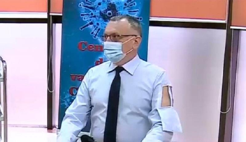 σορίν σιμπεάνου εμβολιασμός