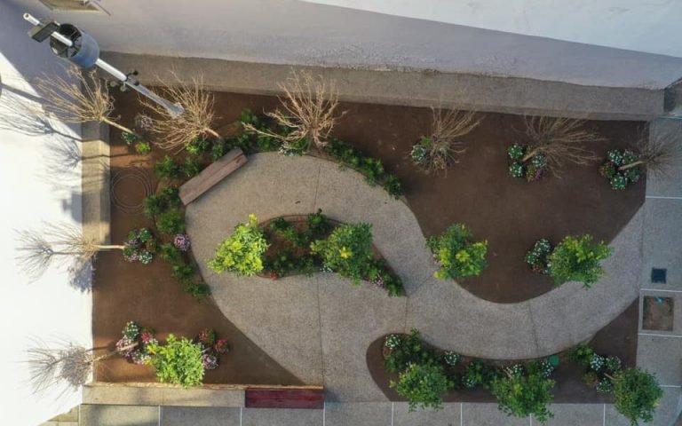 Έτοιμο το δεύτερο «πάρκο τσέπης» στην Αθήνα | Η ΚΑΘΗΜΕΡΙΝΗ