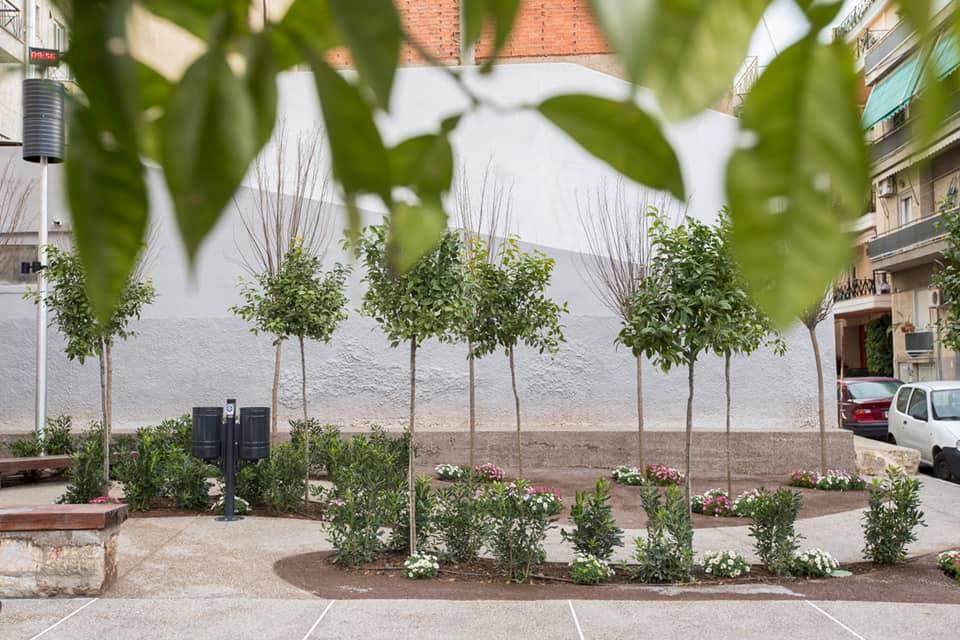 Έτοιμο το δεύτερο «Πάρκο Τσέπης» στον Κολωνό – Μπακογιάννης: Διεθνείς πρακτικές χωρίς κόστος για τους Αθηναίους