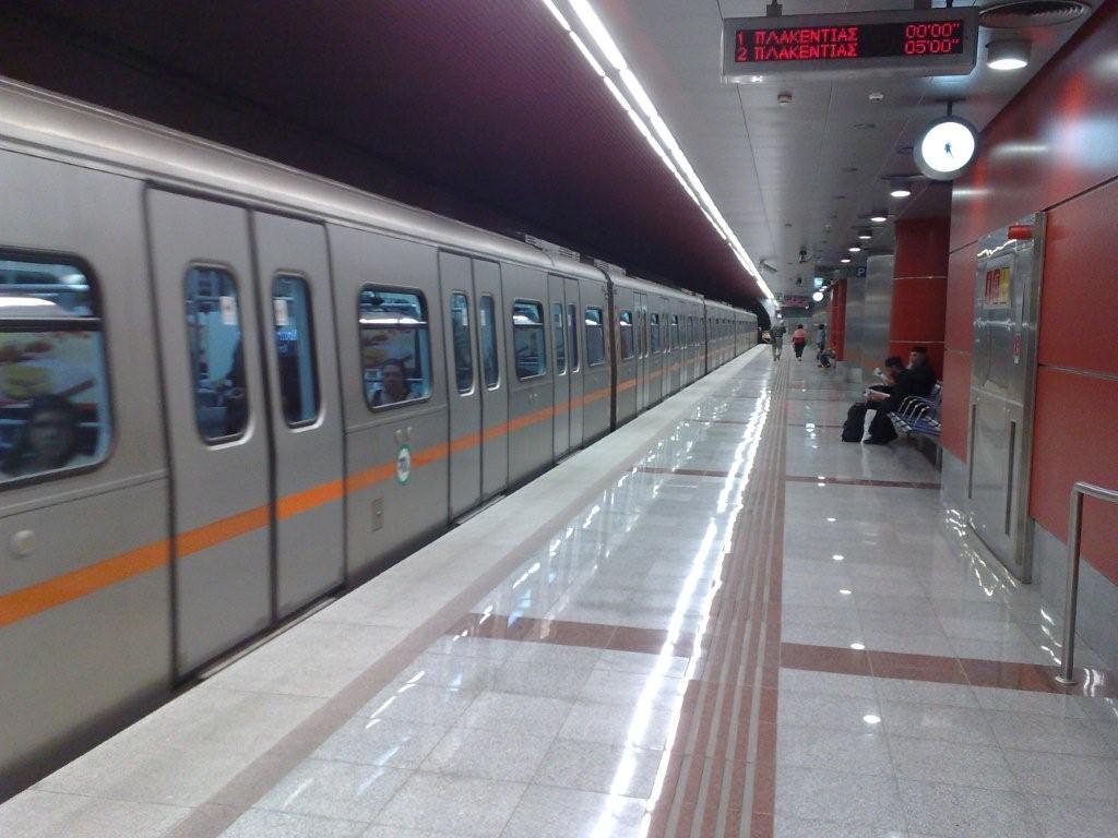 μετρό κλειστοί σταθμοί πρωτοχρονιά