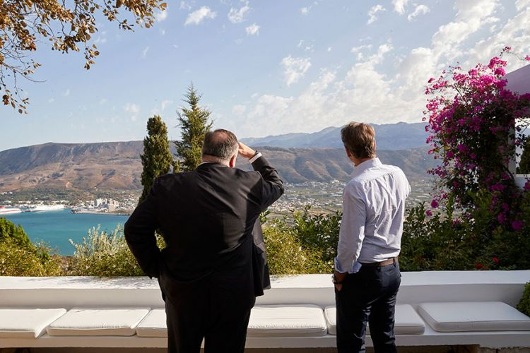Μάικ Πομπέο: Λέει αντίο με ανάρτηση για την Ελλάδα | Athens Voice