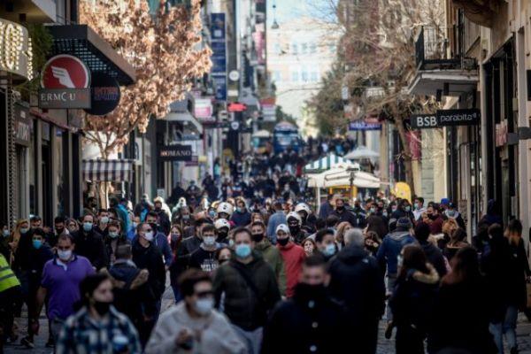 Lockdown: Συνωστισμός και μεταλλάξεις το εκρηκτικό κοκτέιλ που φοβίζει ειδικούς - Το σχέδιο τις κυβέρνησης για ασφαλείς αγορές | in.gr