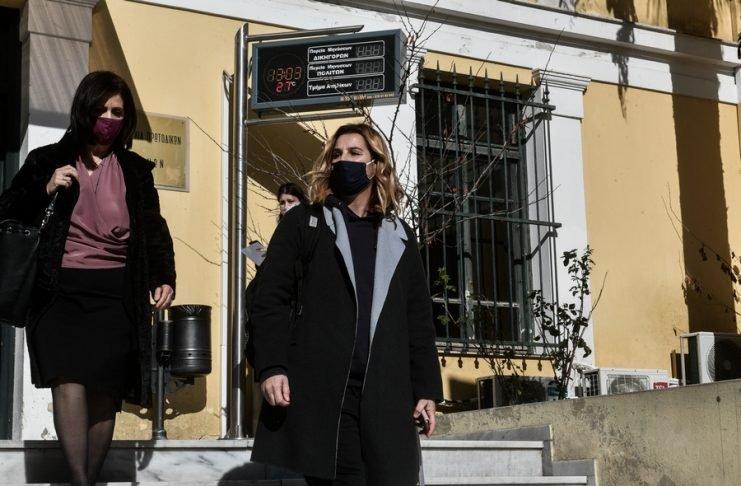 Νέα περίπτωση σεξουαλικής κακοποίησης κατήγγειλε η Μπεκατώρου στον εισαγγελέα