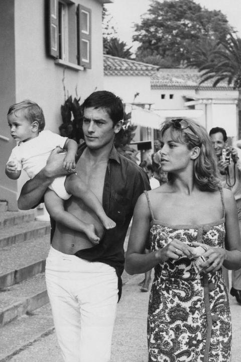 Αλέν Ντελόν: Γοήτευσε το κοινό, απογοήτευσε τα παιδιά του