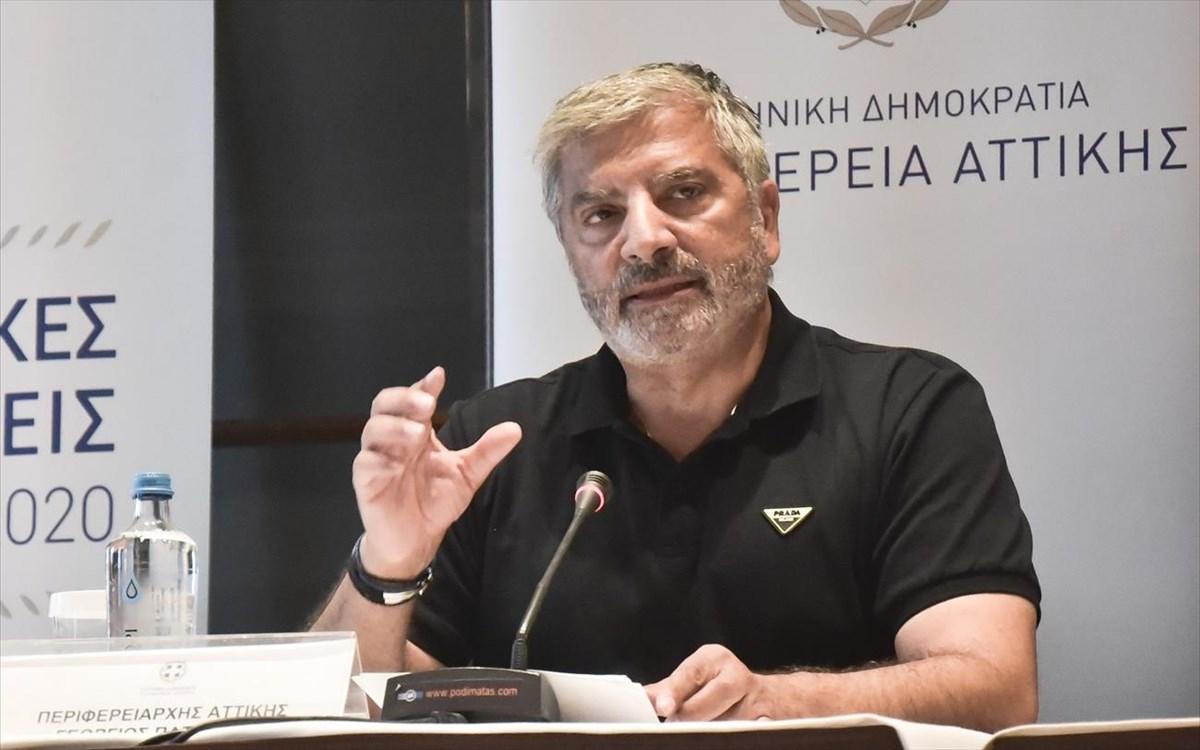 Πατούλης: Η Περιφέρεια Αττικής σύμμαχος στις ΜμΕ με στήριξη 200 εκατ. ευρώ