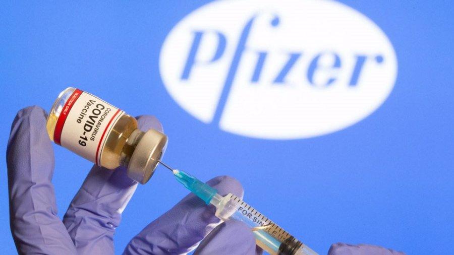 εμβόλιο pfizer παρενέργεια