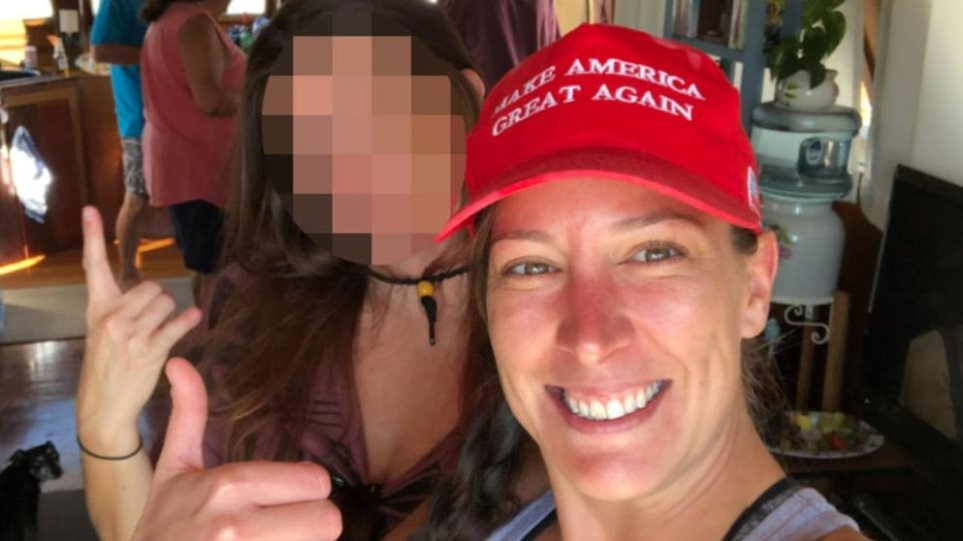 Αυτή είναι η πρώτη νεκρή από την εισβολή οπαδών του Τραμπ στο Καπιτώλιο - Βετεράνος της Πολεμικής Αεροπορίας των ΗΠΑ - Δείτε βίντεο από τον θανάσιμο πυροβολισμό - Europost.gr