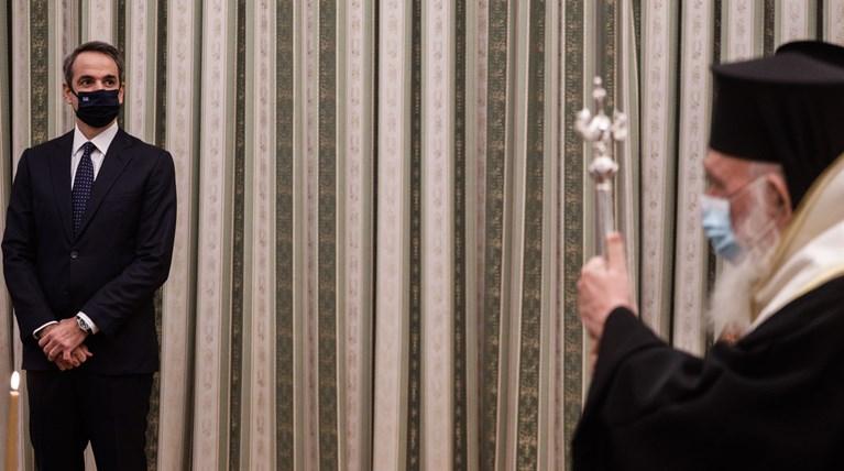 Ανασχηματισμός: Απέφυγε το τετ α τετ με Μητσοτάκη ο Αρχιεπίσκοπος στο... | Πολιτική Ειδήσεις