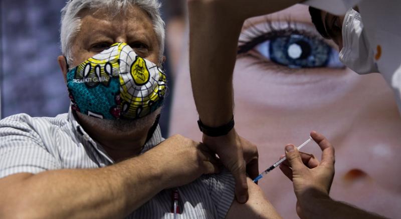 εμβολιασμοί κορωνοϊός ισραήλ