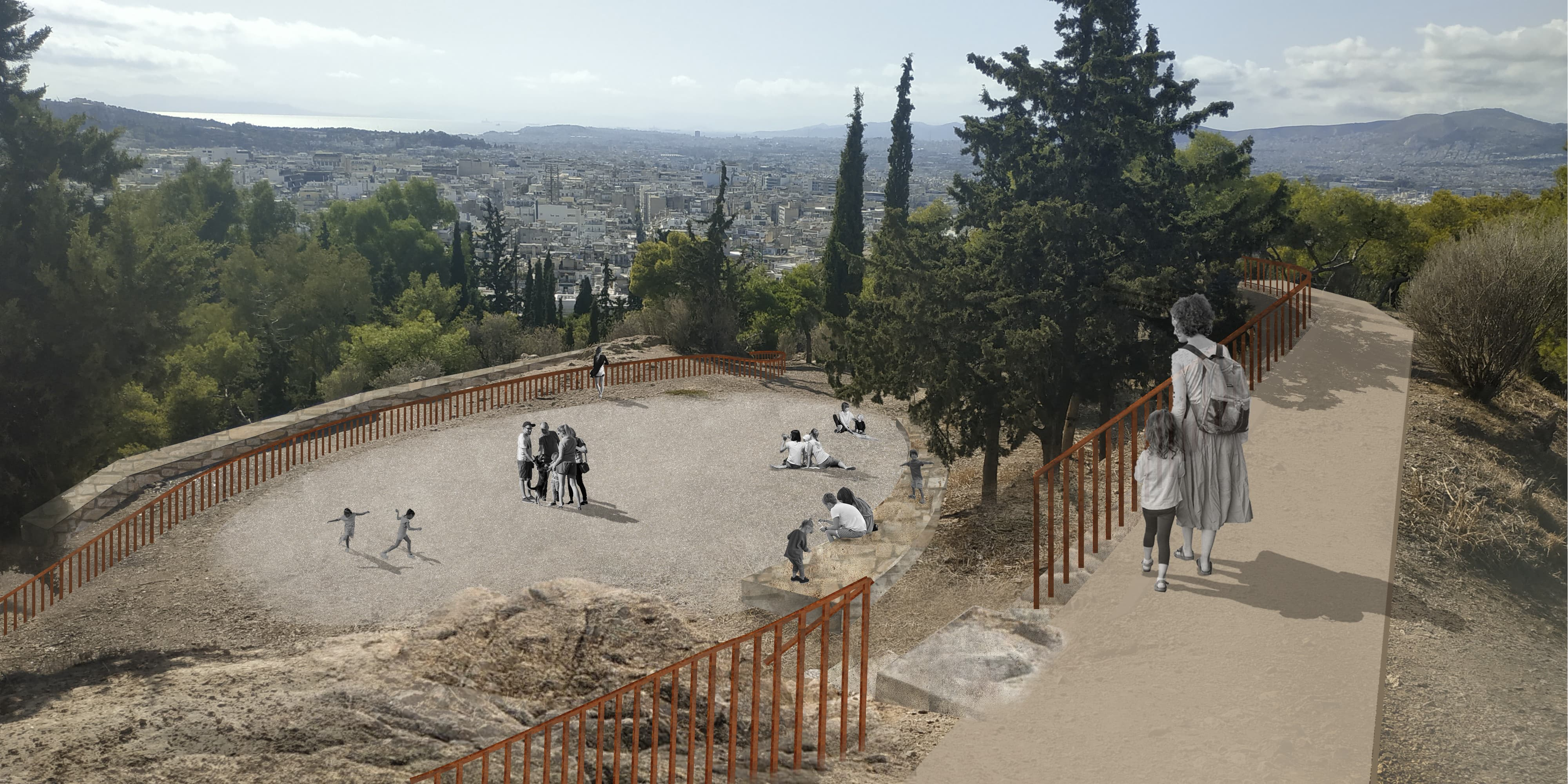 Υιοθέτησε την πόλη σου»: Αλλάζει όψη ο λόφος του Στρέφη -Οσα ετοιμάζει ο δήμος Αθηναίων στην περιοχή [εικόνες] | ΕΛΛΑΔΑ | iefimerida.gr