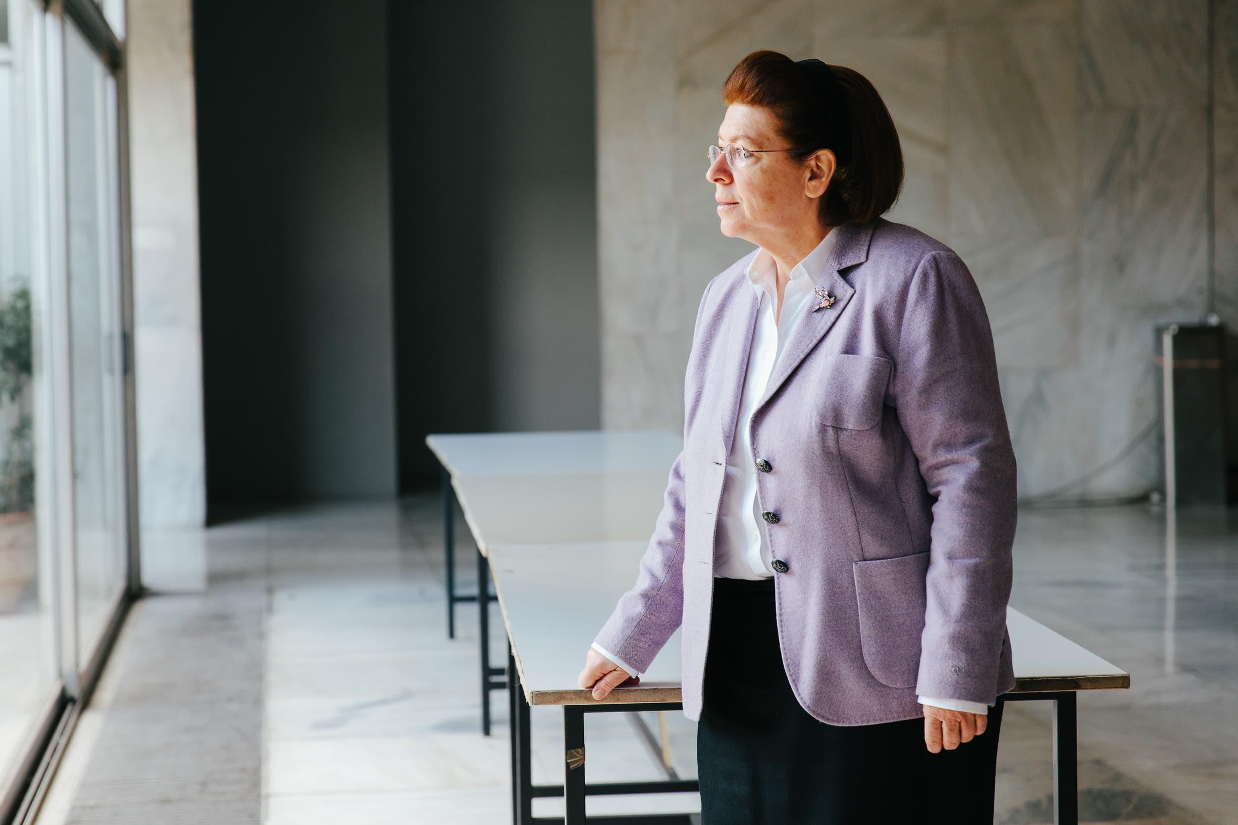 Λίνα Μενδώνη: Ποια είναι η νέα υπουργός Πολιτισμού – Αθλητισμού της κυβέρνησης Μητσοτάκη | Notioi.gr