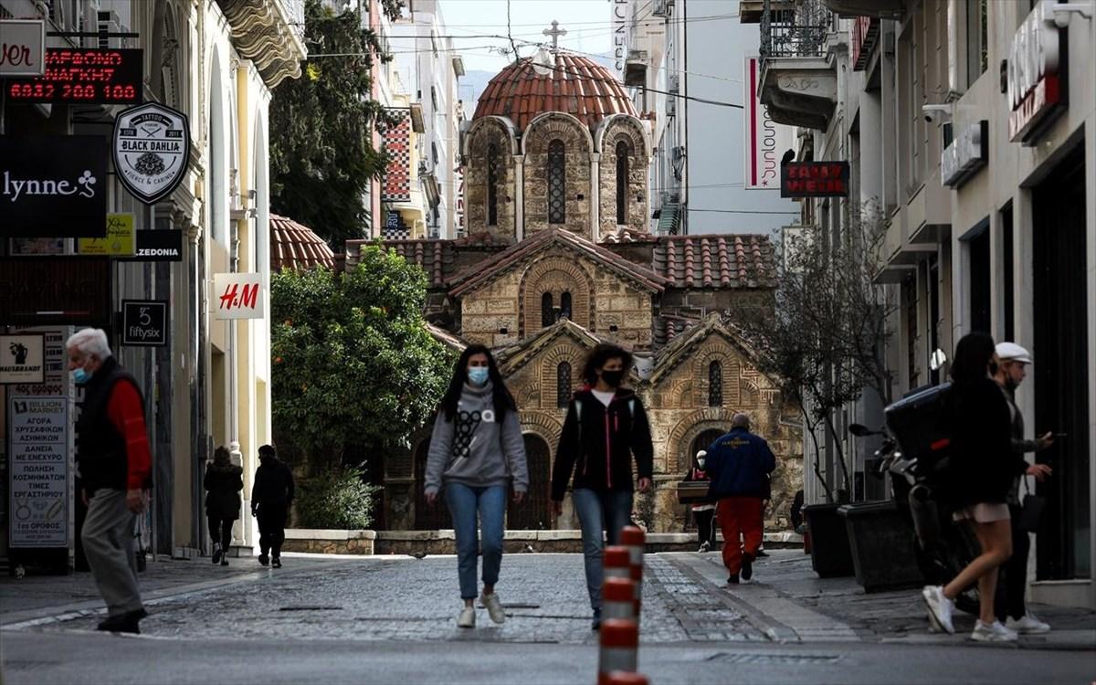Σκληρό lockdown από αύριο στην Αττική- Όλα τα σενάρια για τη λειτουργία της αγοράς
